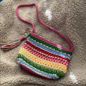 The SAK 🌈 mini shoulder bag